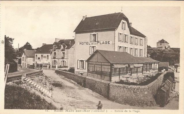 HotelDeLaPlageSaintMarc